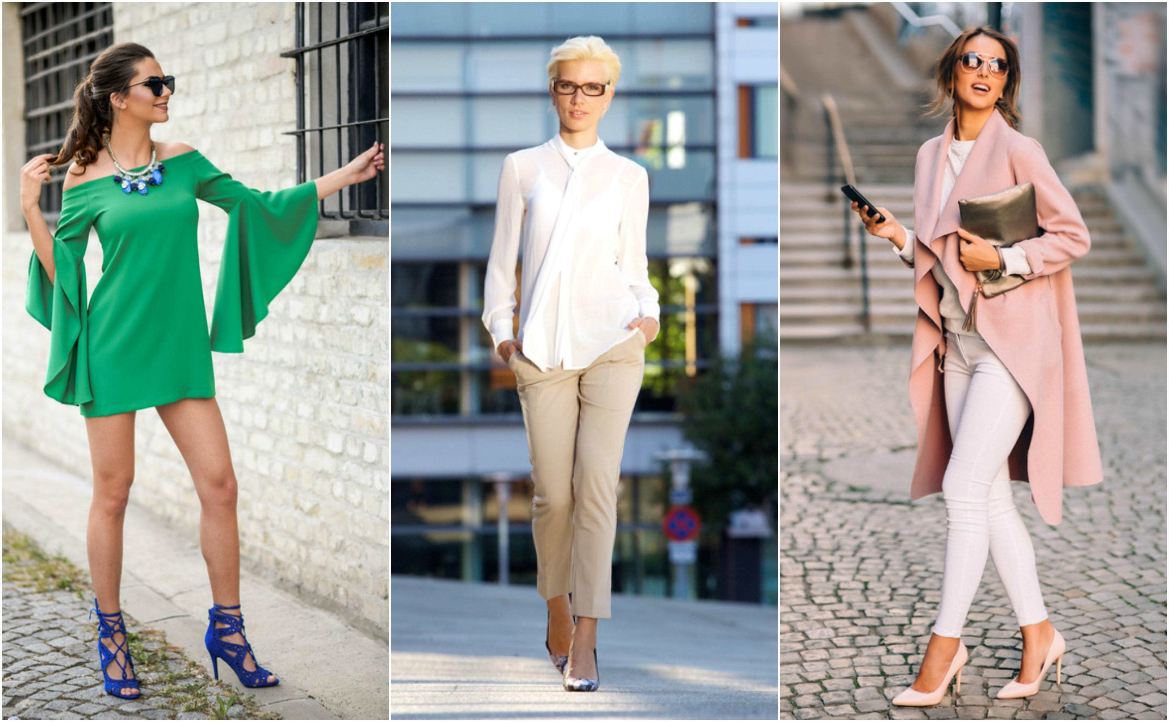 Moda: dieci modi facili per essere elegante e sofisticata