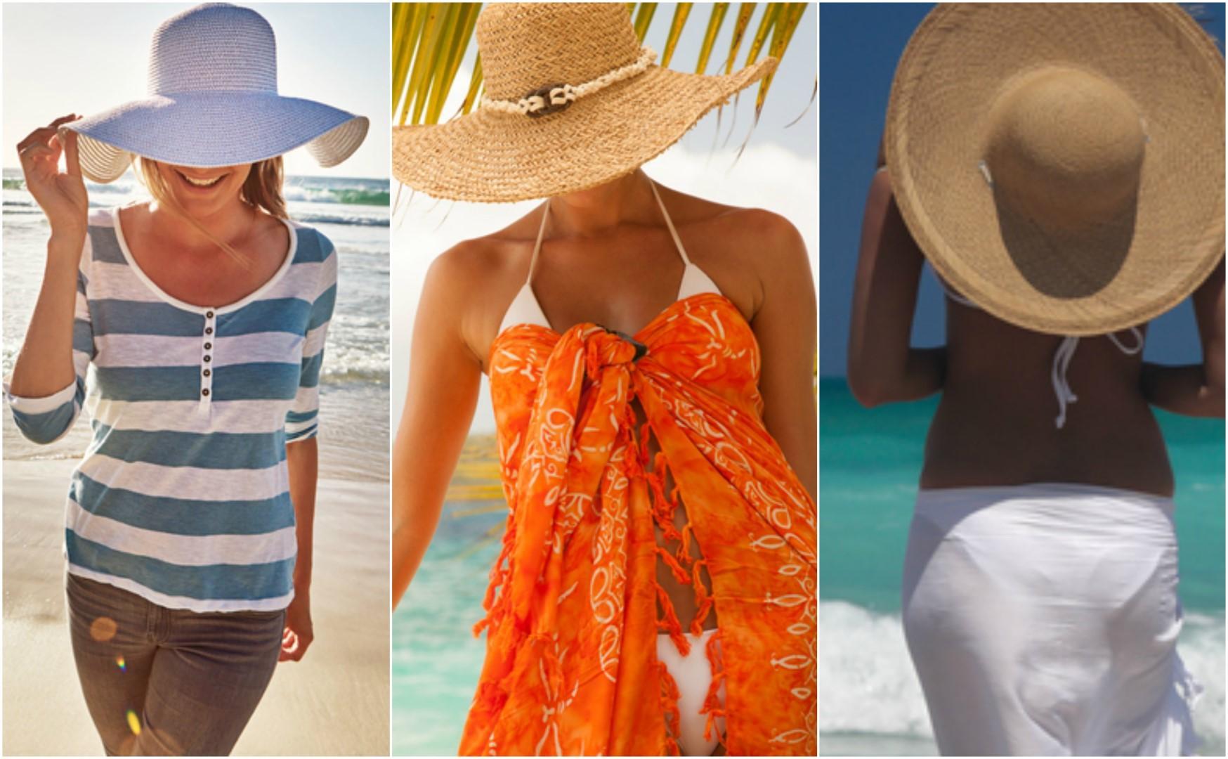 46d17ea4e8ce Moda  cosa indossare in spiaggia quando si superano gli anta - Tgcom24