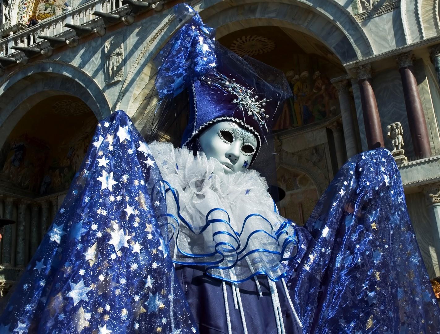 Carnevale di Venezia, Luna protagonista per 20 giorni