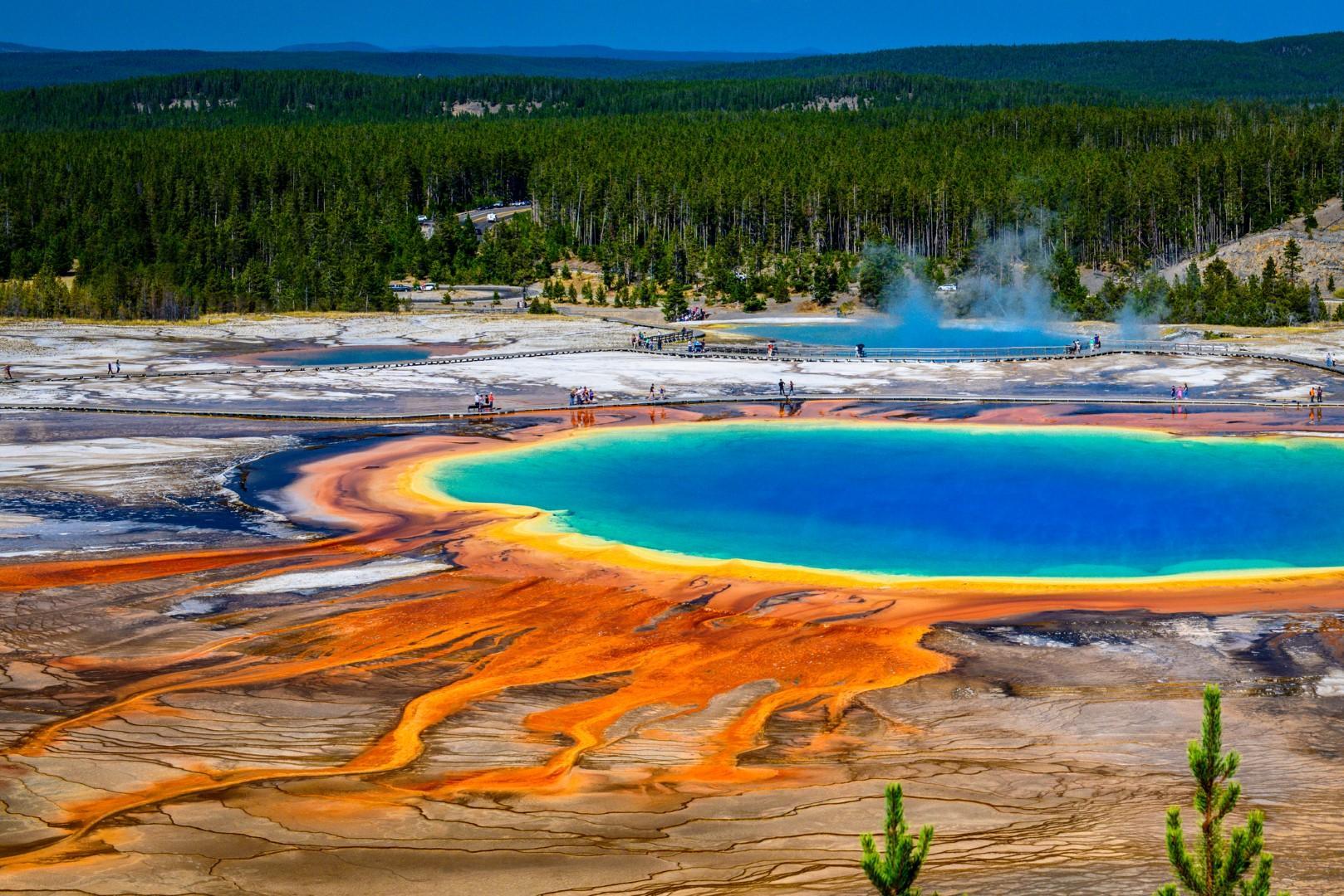 I laghi con i colori più spettacolari del mondo