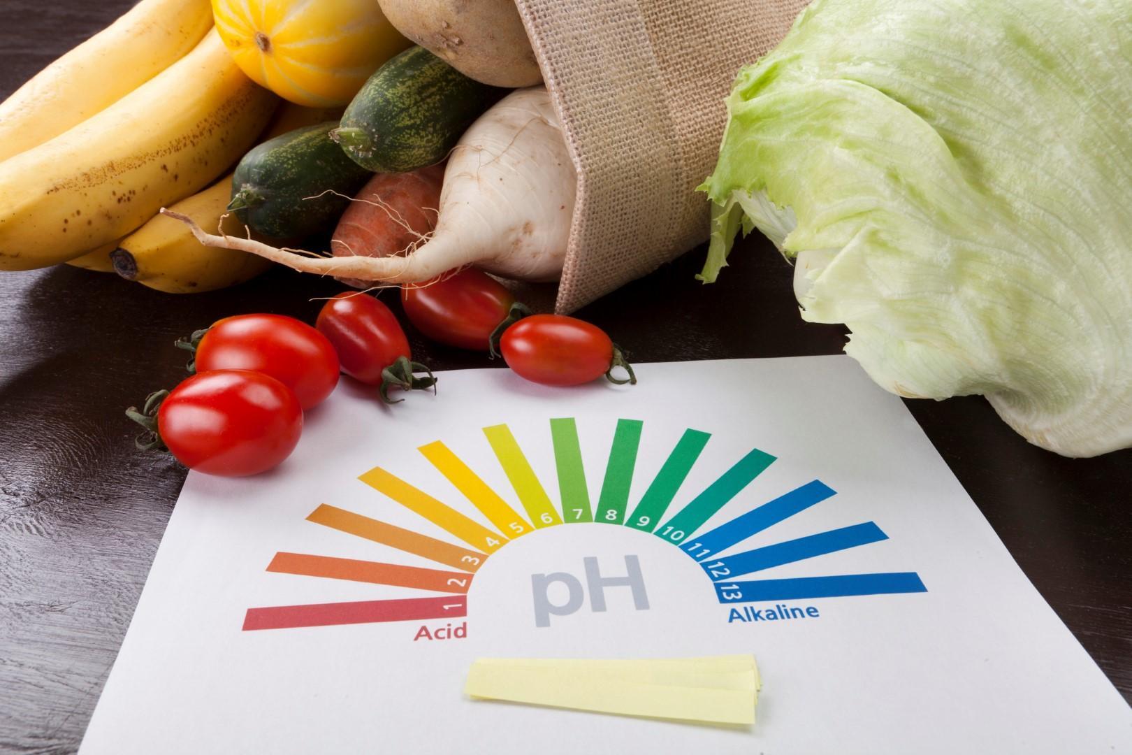 Gli alimenti per una dieta alcalina