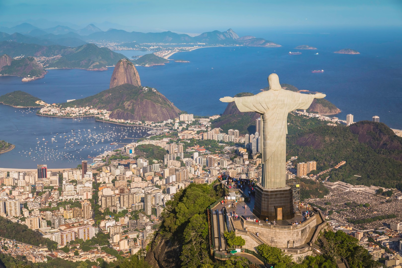 Istantanee da Rio de Janeiro