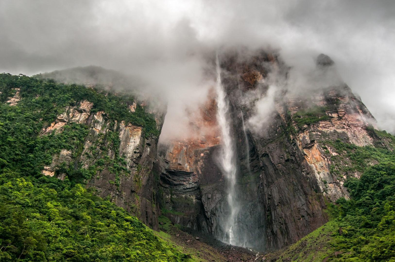 Le dieci cascate più spettacolari del mondo