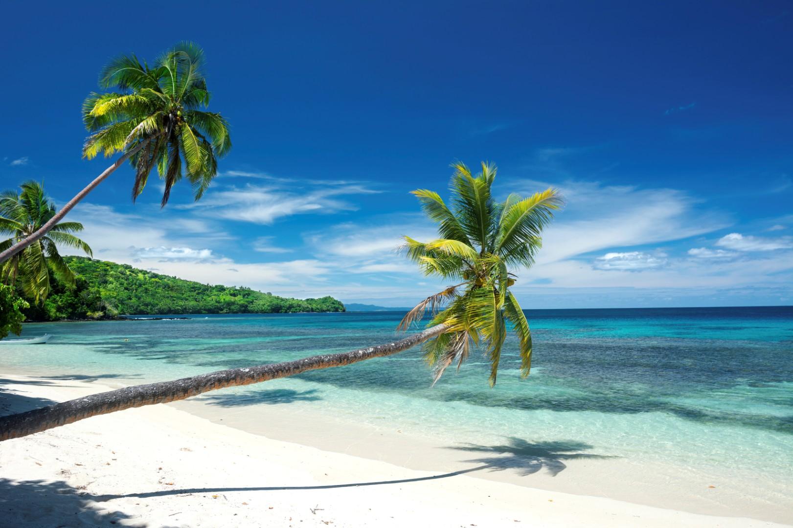 Le isole da sogno, scenario di celebri film