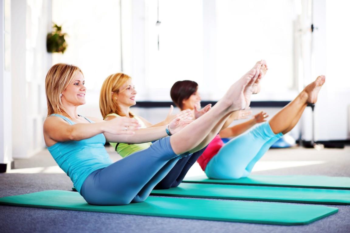 Pilates: in forma con l allenamento giusto