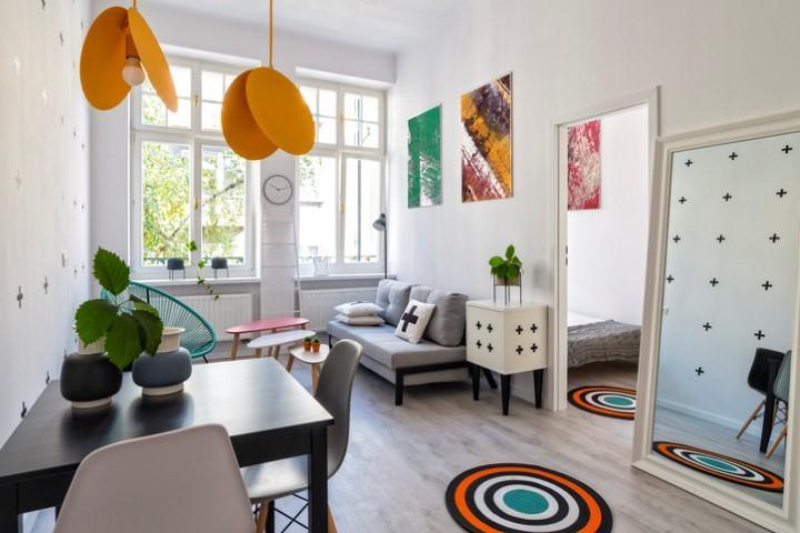 Dieci idee furbe per arredare case minuscole