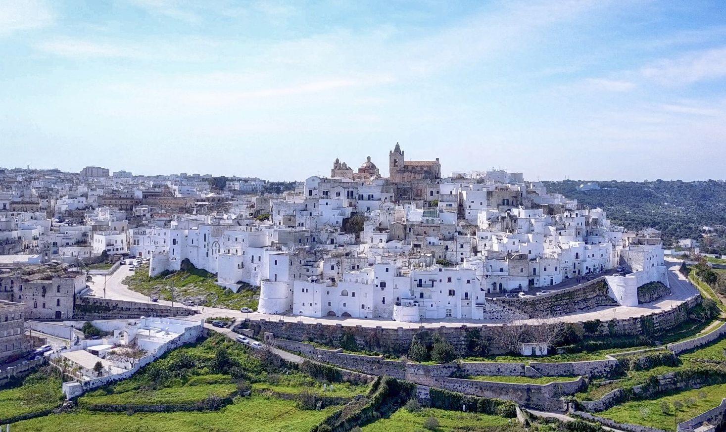 Puglia: la bellezza delle Città Bianche