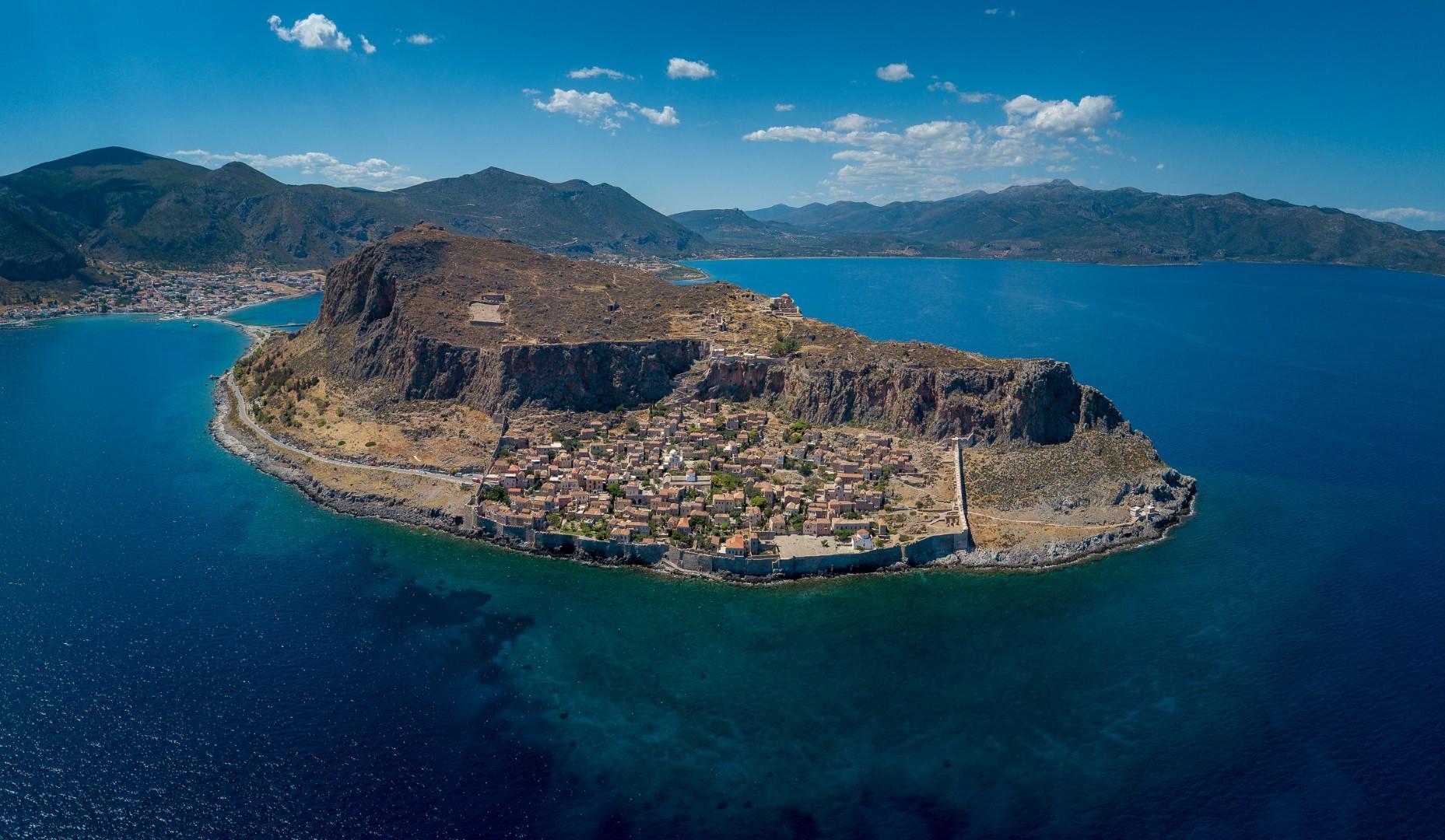 Grecia: Monemvasia, l incantevole porta dell Egeo