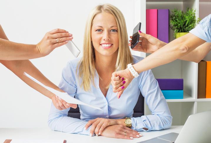 Cinque regole antistress per migliorare la qualità del lavoro