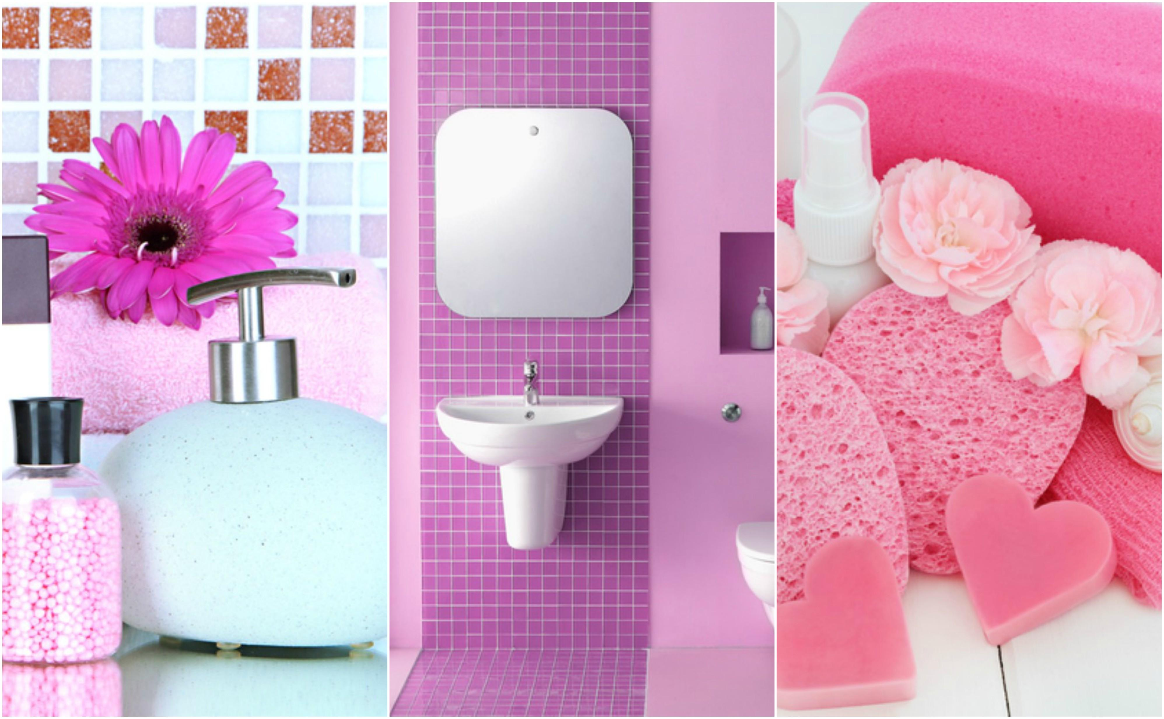 Dieci idee per il bagno di primavera