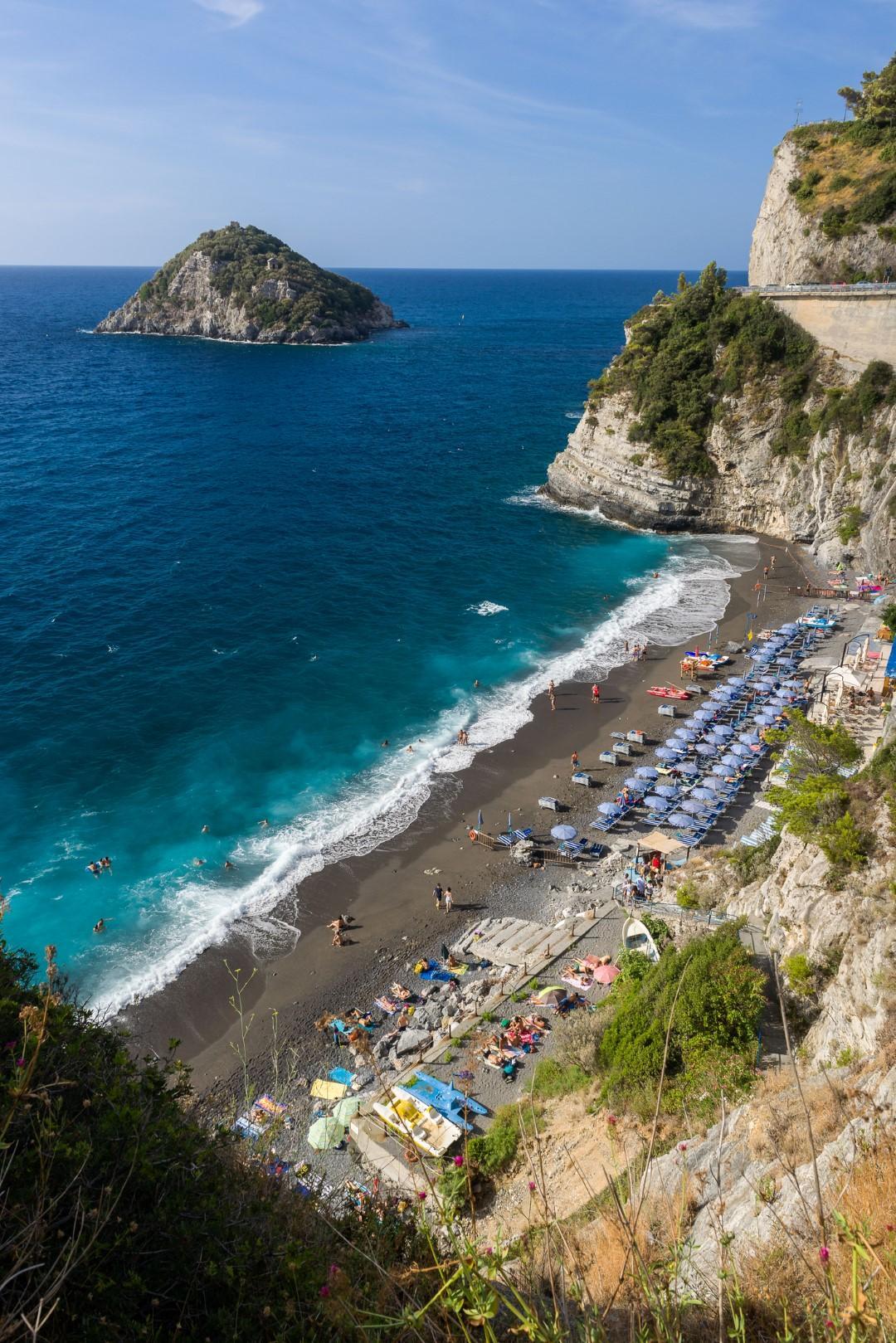 Dieci luoghi d'Italia in cui il mare è da favola