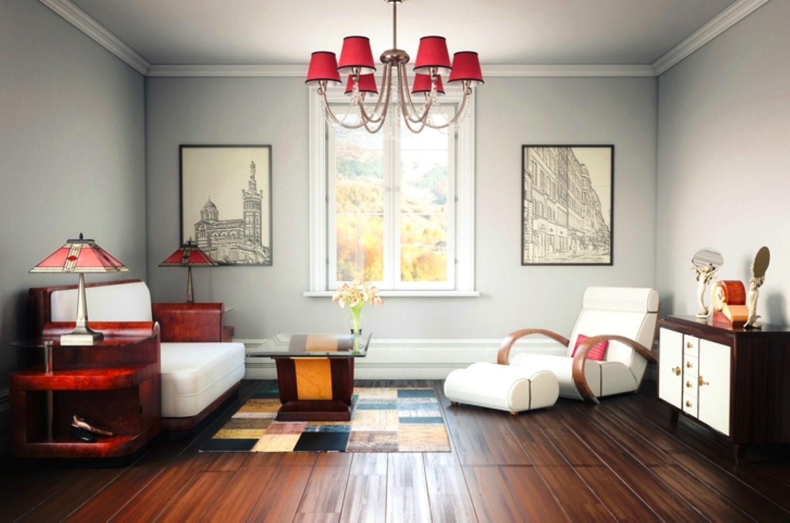 Camere Da Letto Art Deco : Camere da letto glamour e retrò le nuove tendenze per ambienti