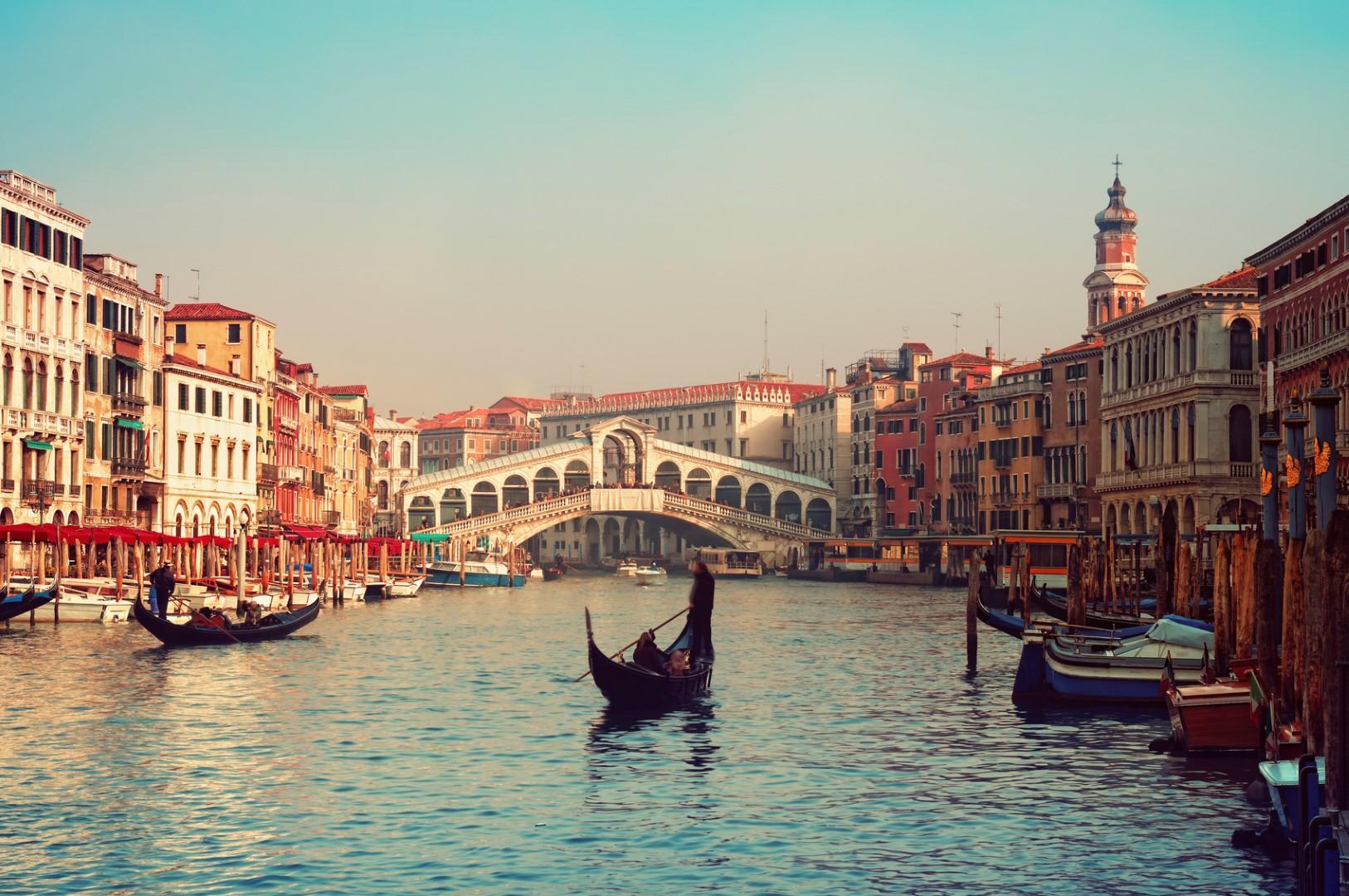 Le città sull acqua più belle del mondo