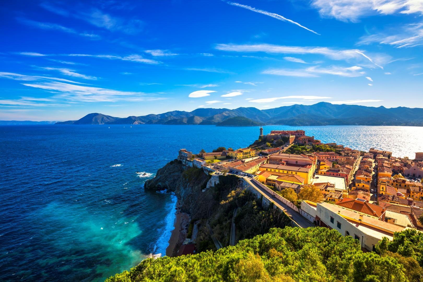 L Elba in trekking: un'isola da scoprire in autunno