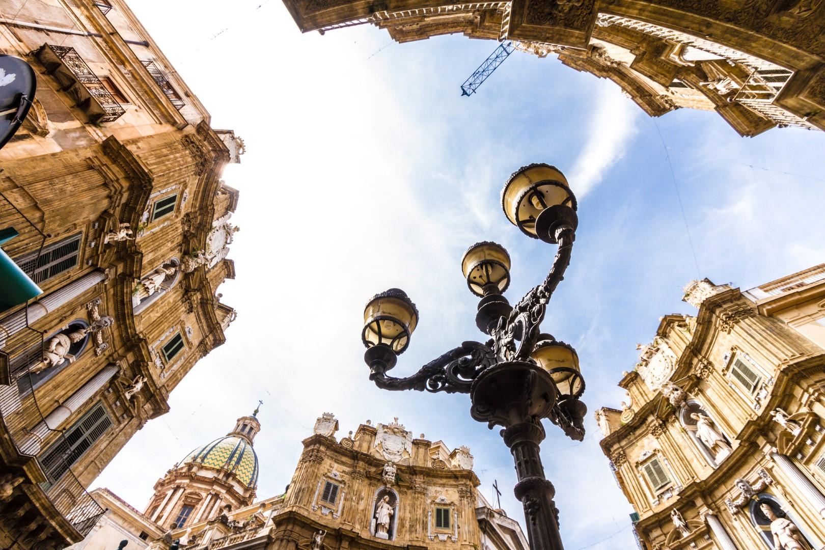 Palermo : i luoghi del Principe di Palagonia e le bellezze della città