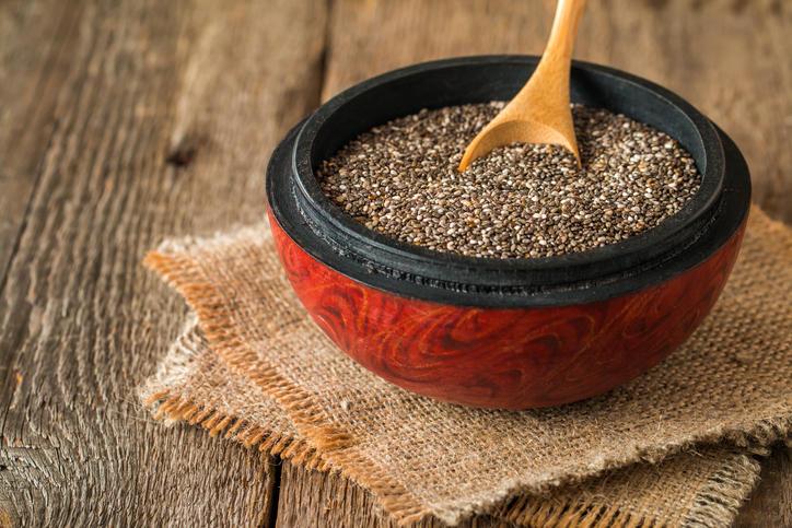 Chia, i semi che fanno bene al cuore