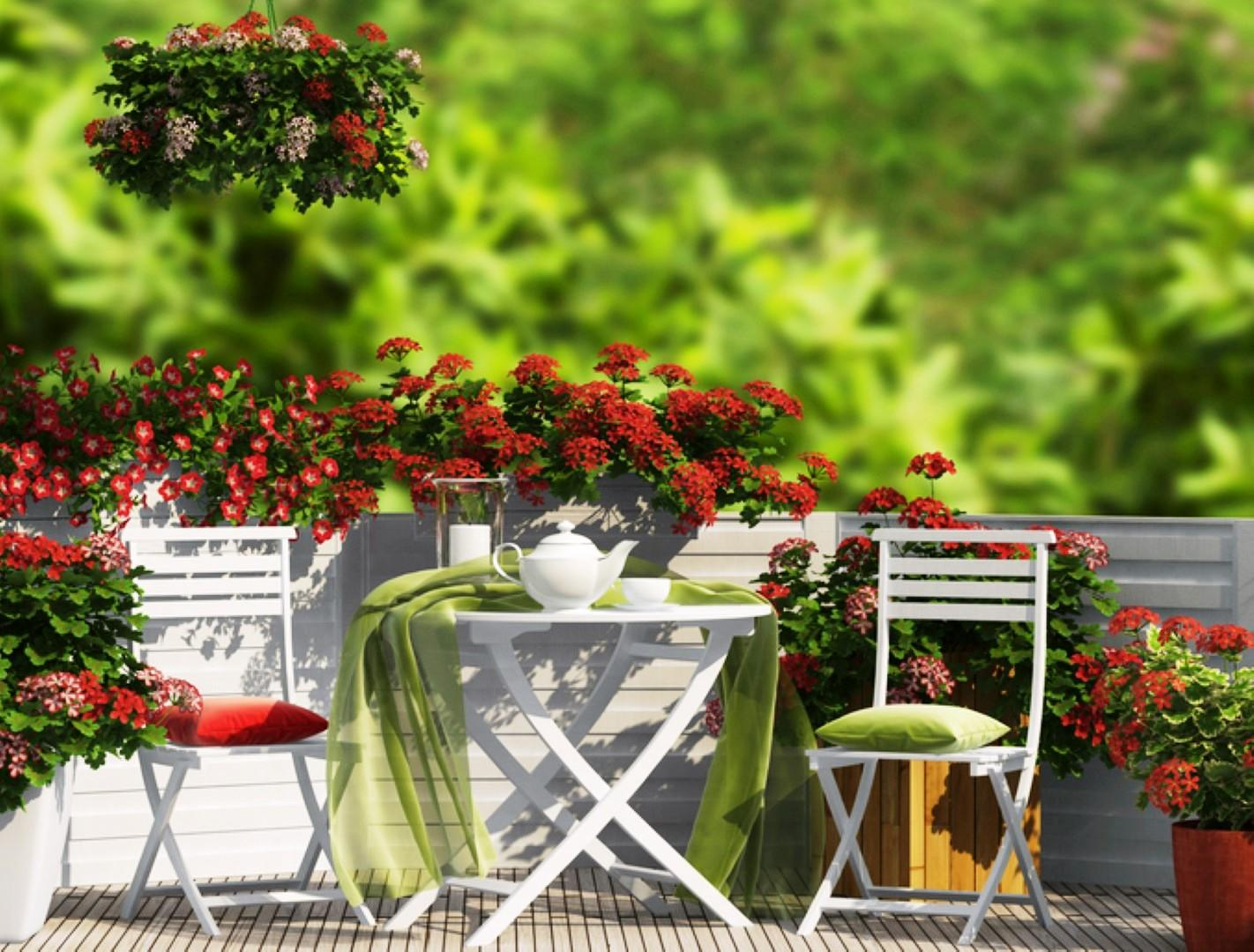 Tendenze: tante idee per arredare la terrazza