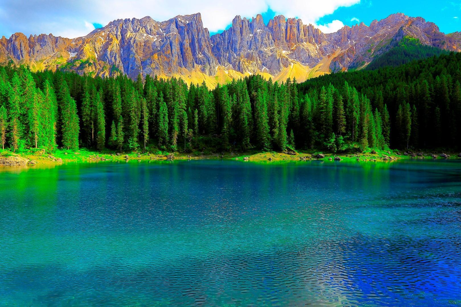 Dieci luoghi d'Italia in cui la natura dà spettacolo