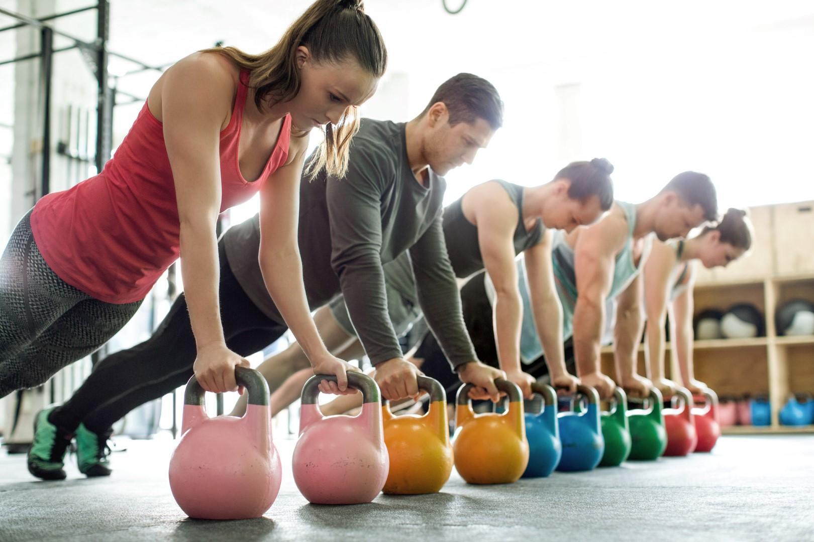 Una passione per il CrossFit