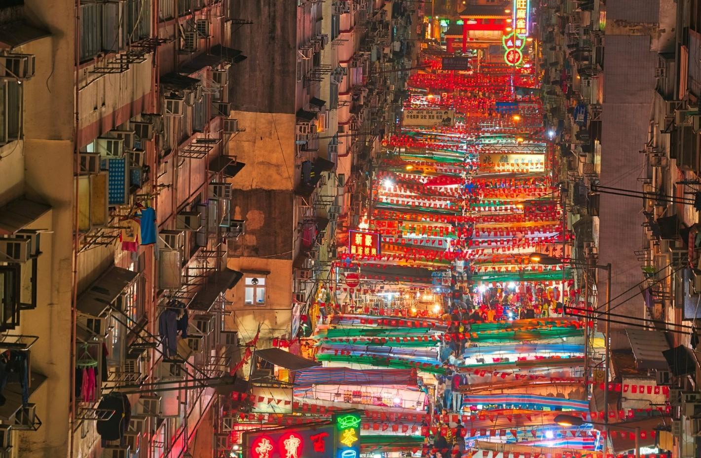 I mercati più pittoreschi del mondo