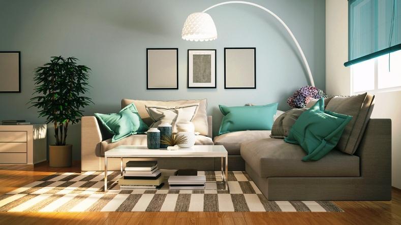 Colore pareti soggiorno stile classico colore delle pareti del for Dipingere soggiorno idee