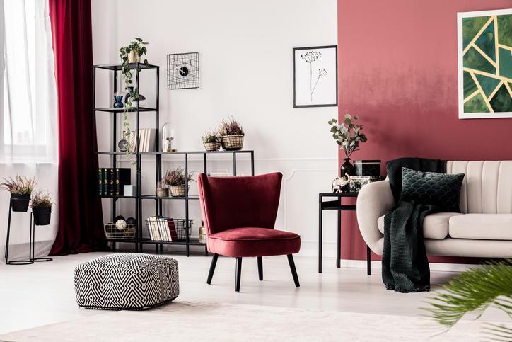 Casa: dieci idee per arredare con il velluto