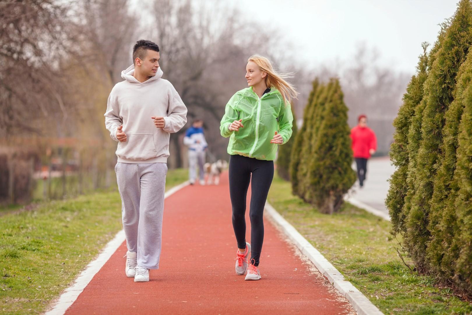 Trasforma la tua camminata in allenamento