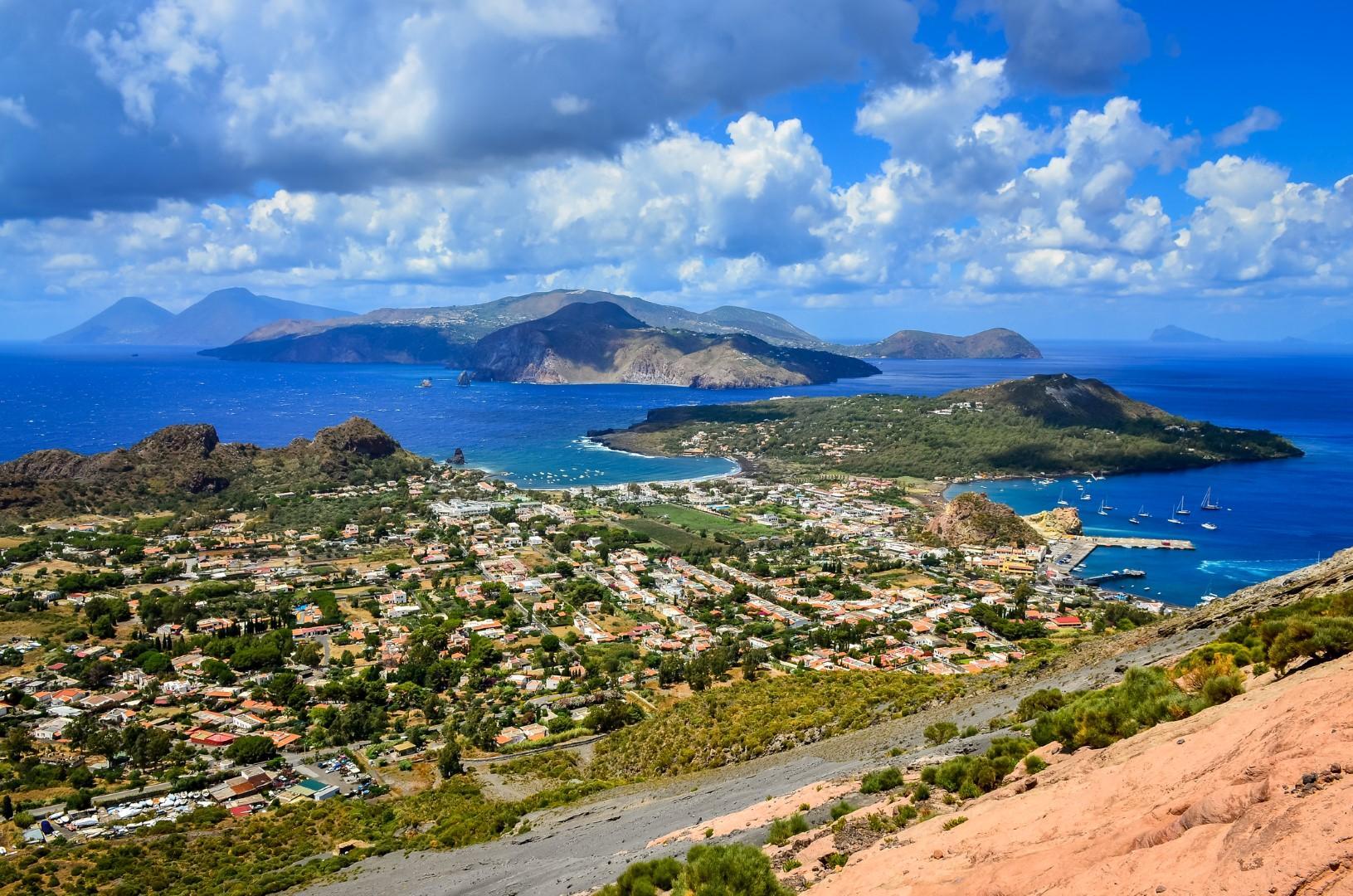 Una magnifica odissea tra le isole Eolie