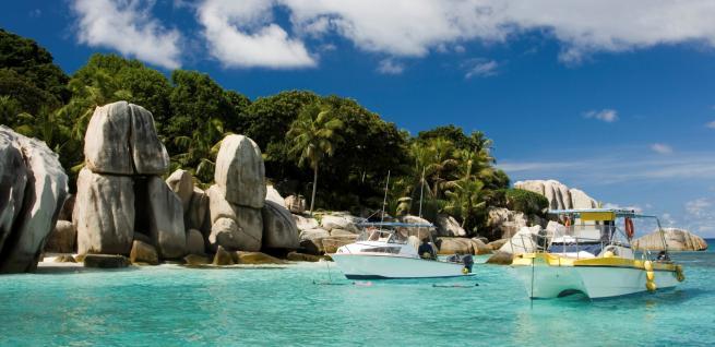 Paradisi tropicali: un oasi di sole e relax