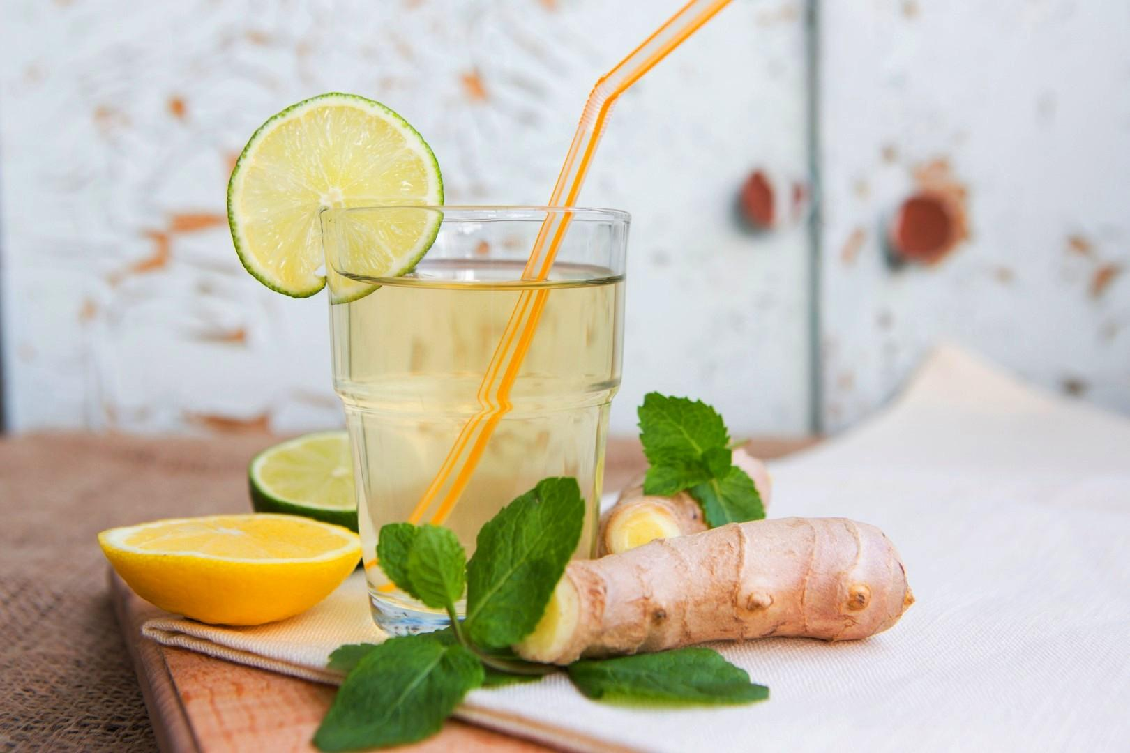 Benessere del mattino: le bevande detox
