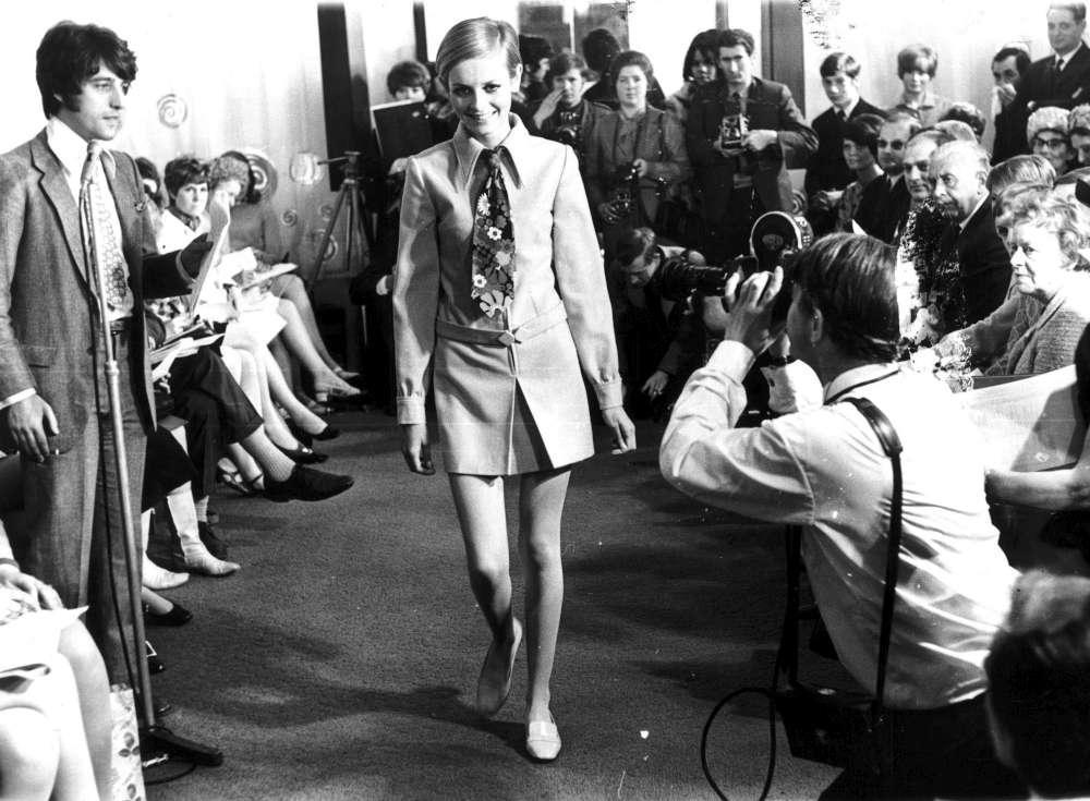 Twiggy, l icona in minigonna dei mitici Sixties compie 70 anni