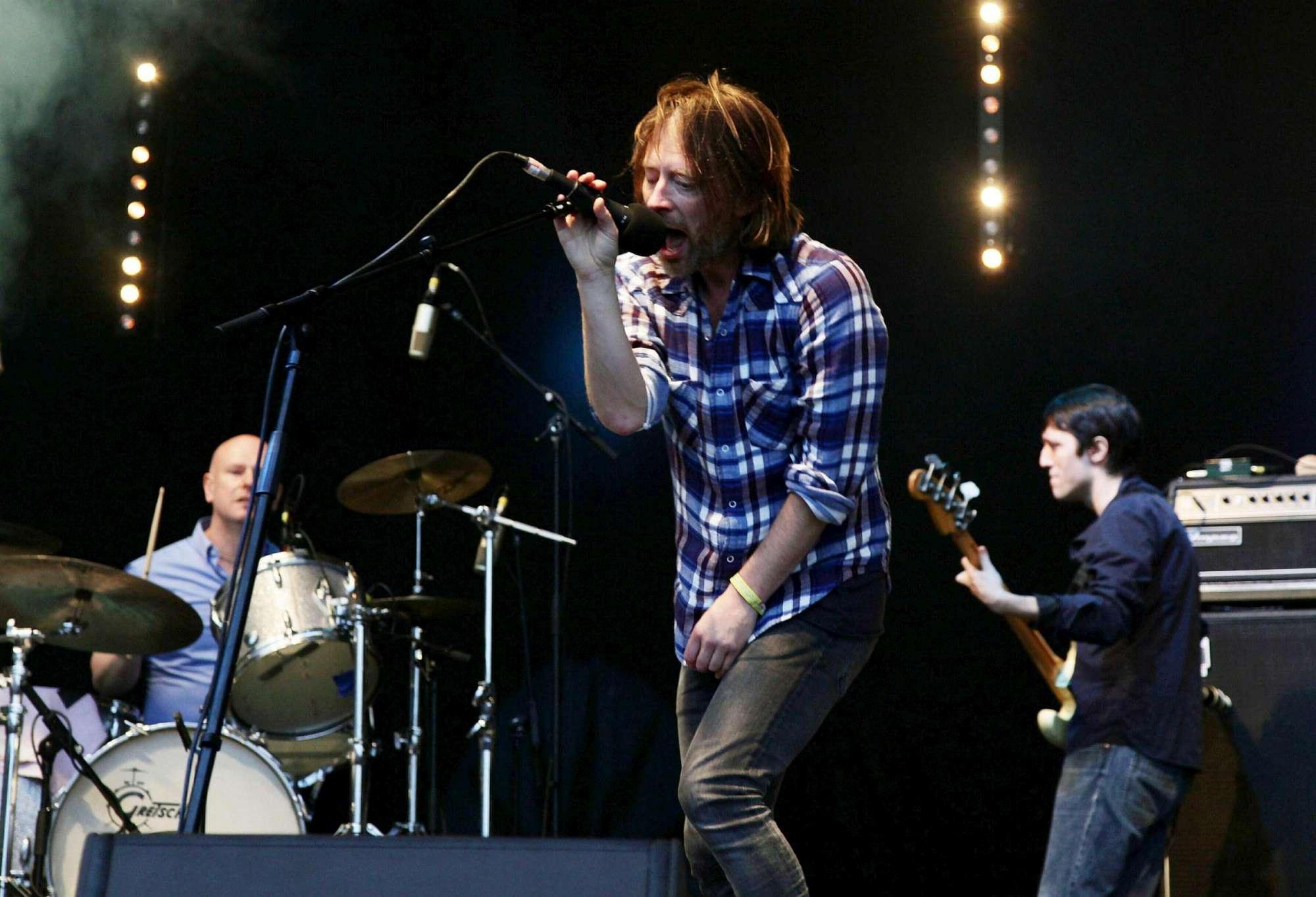Radiohead, un nuovo album in arrivo?