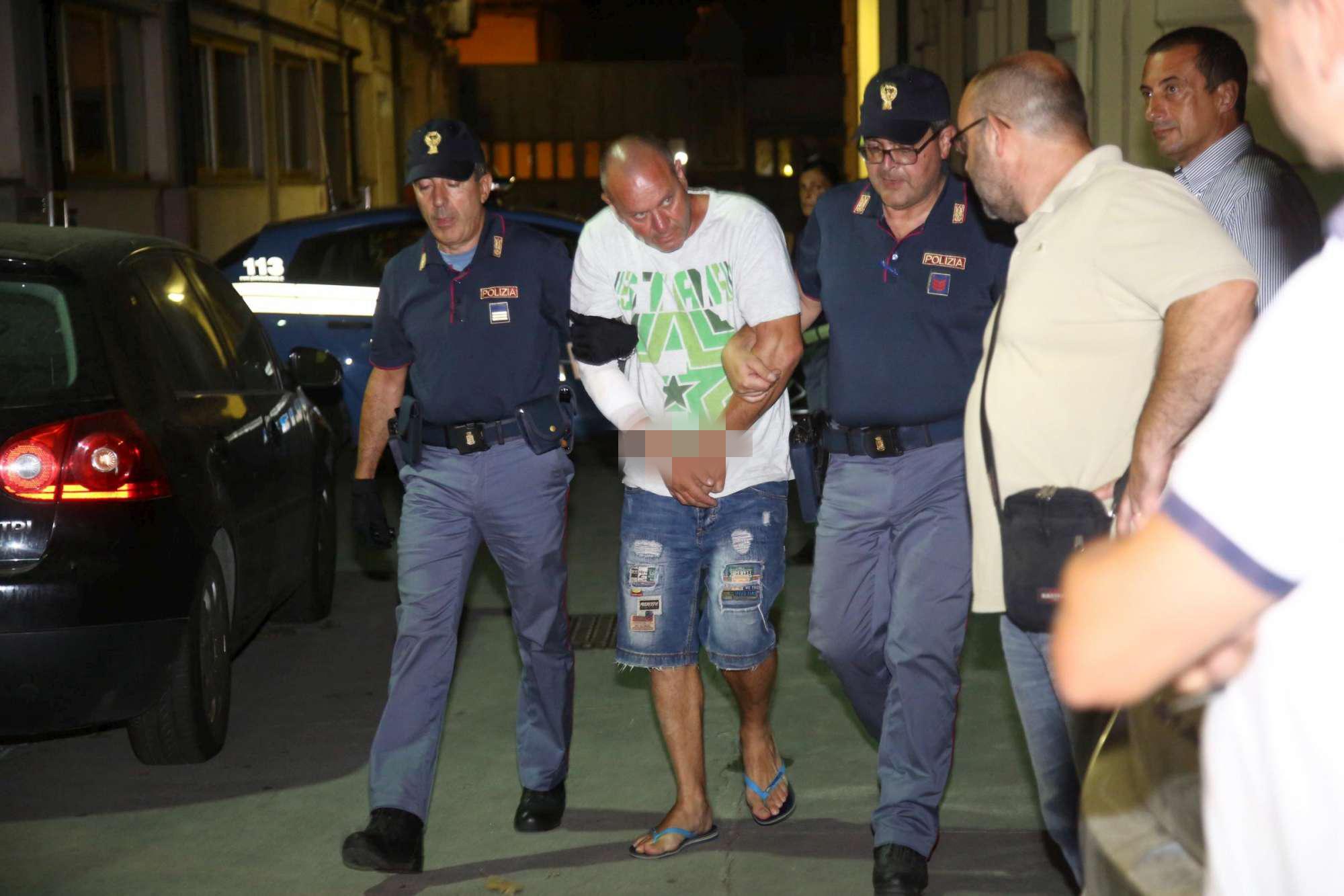 Aggredita e data alle fiamme a Lucca, l arresto dell ex collega
