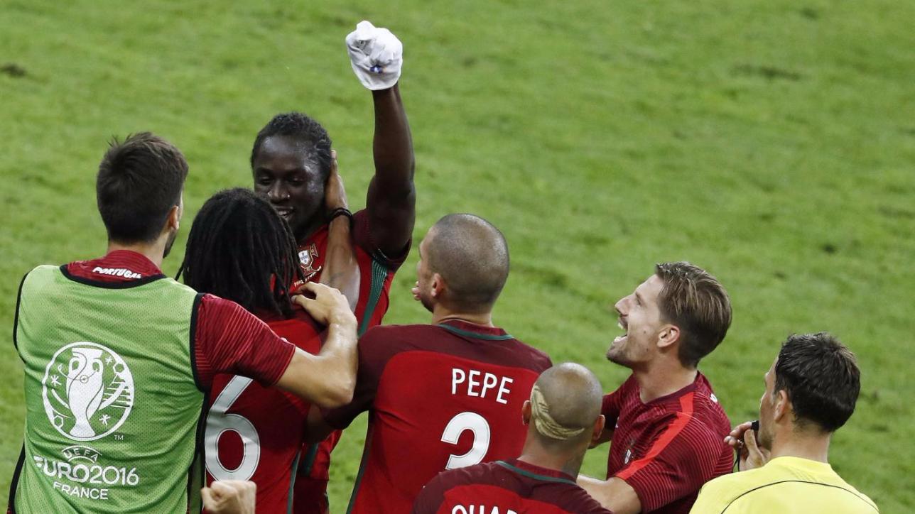 Portogallo-Francia, tutte le emozioni
