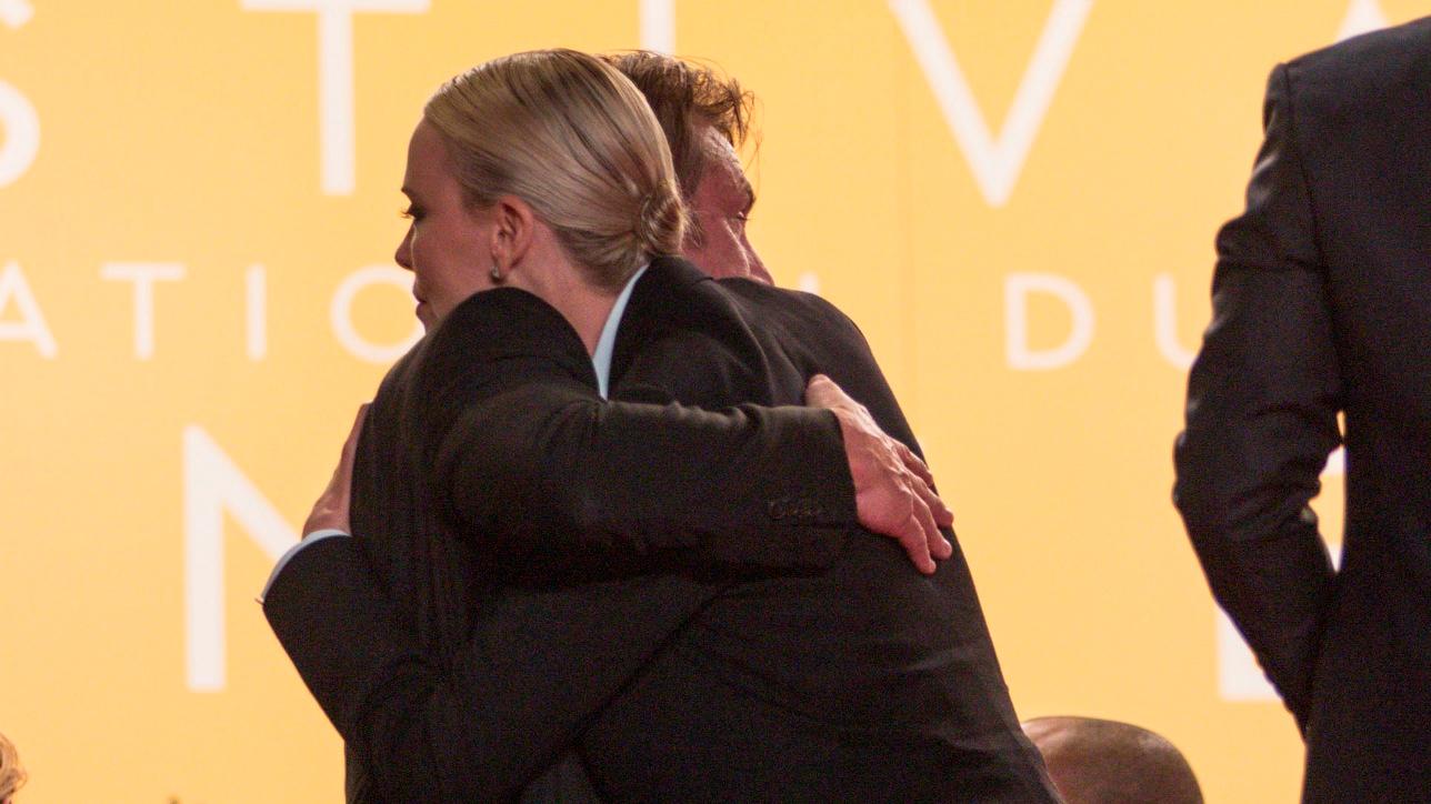Cannes 2016, l'abbraccio