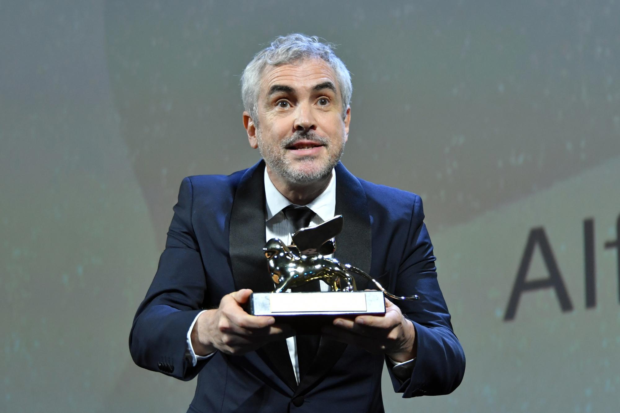Venezia 75: le immagini dei premiati del concorso ufficiale