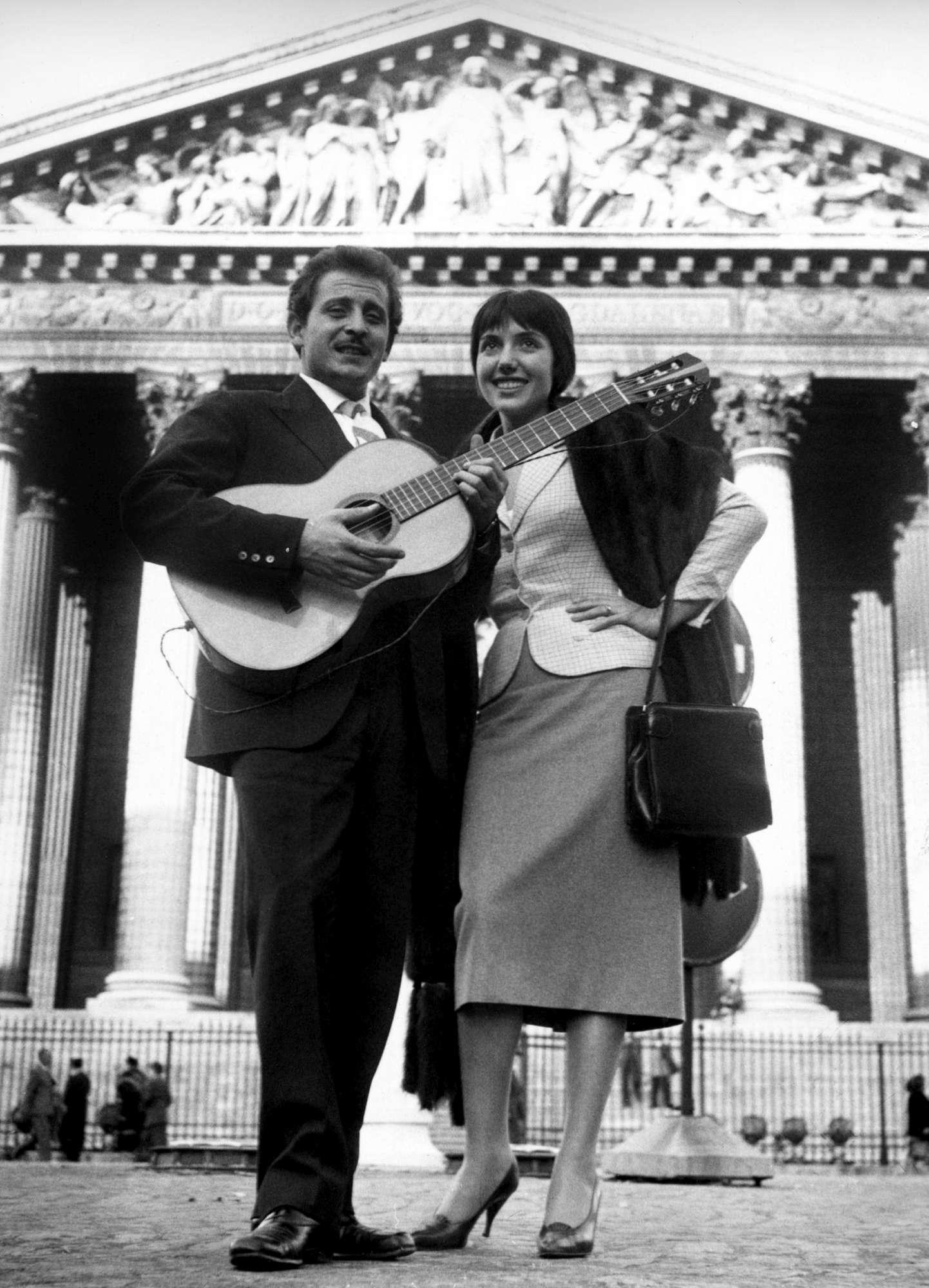 Domenico Modugno, 90 anni fa nasceva uno dei padri della canzone italiana