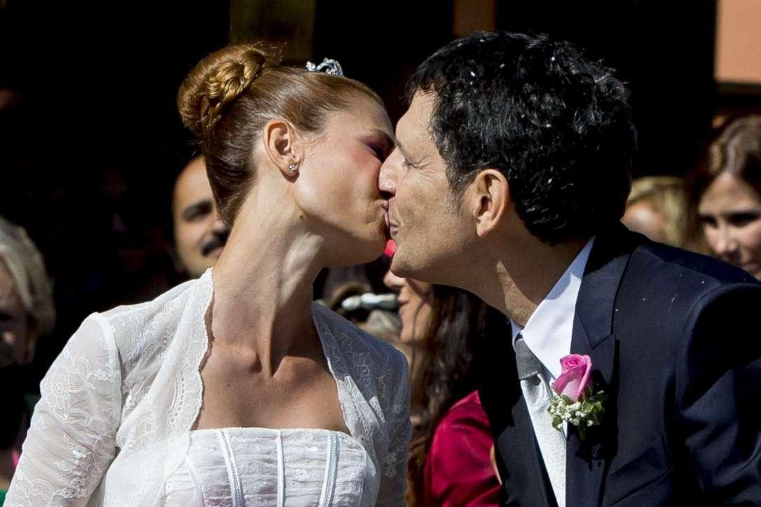 Frizzi-Mantovan, un amore nato a Miss Italia