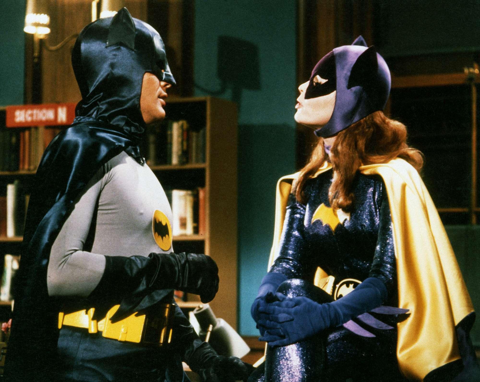 E' morto Adam West, il Batman in tv degli anni '60
