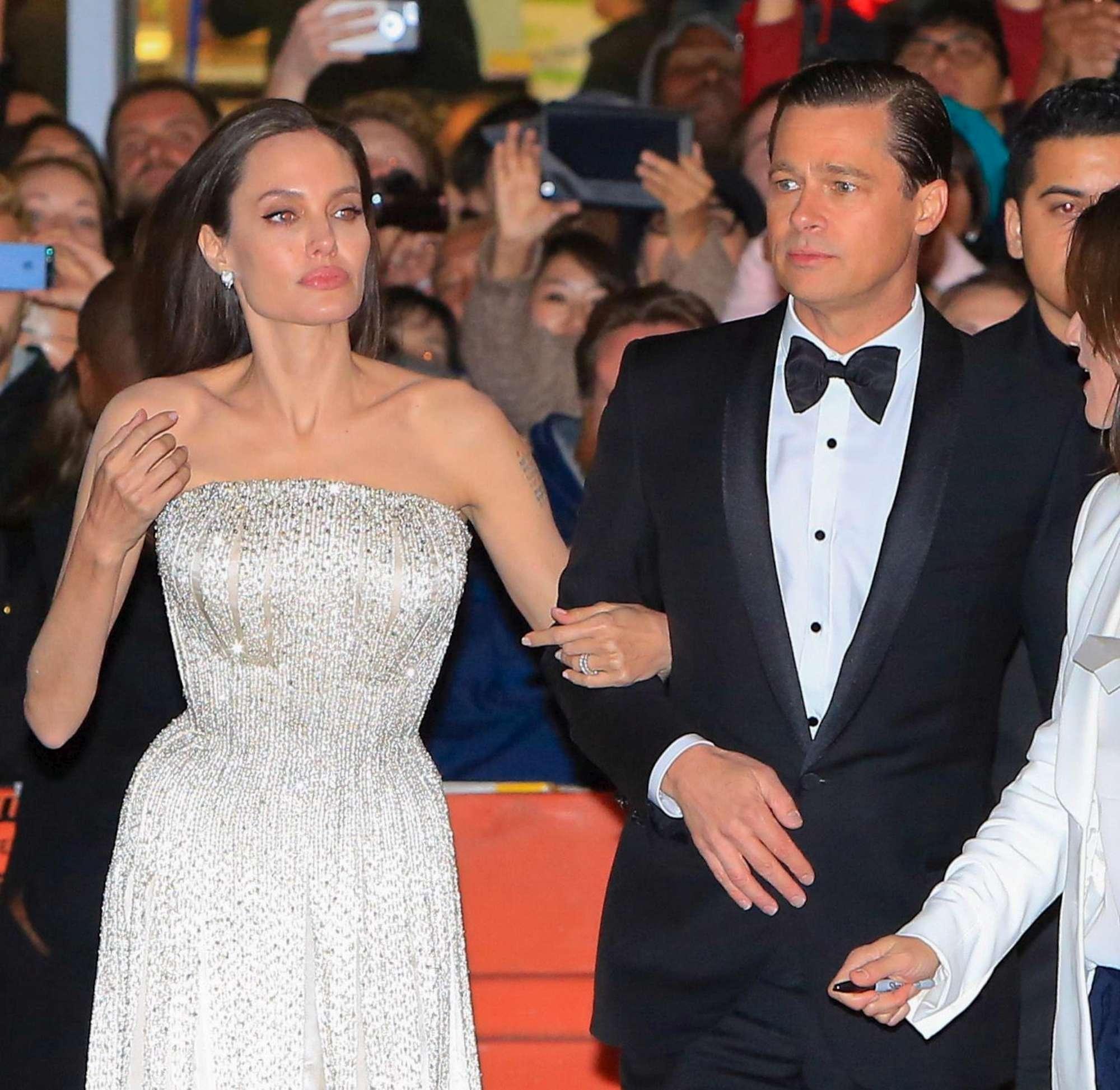 Angelina Jolie e Brad Pitt... è quasi finita