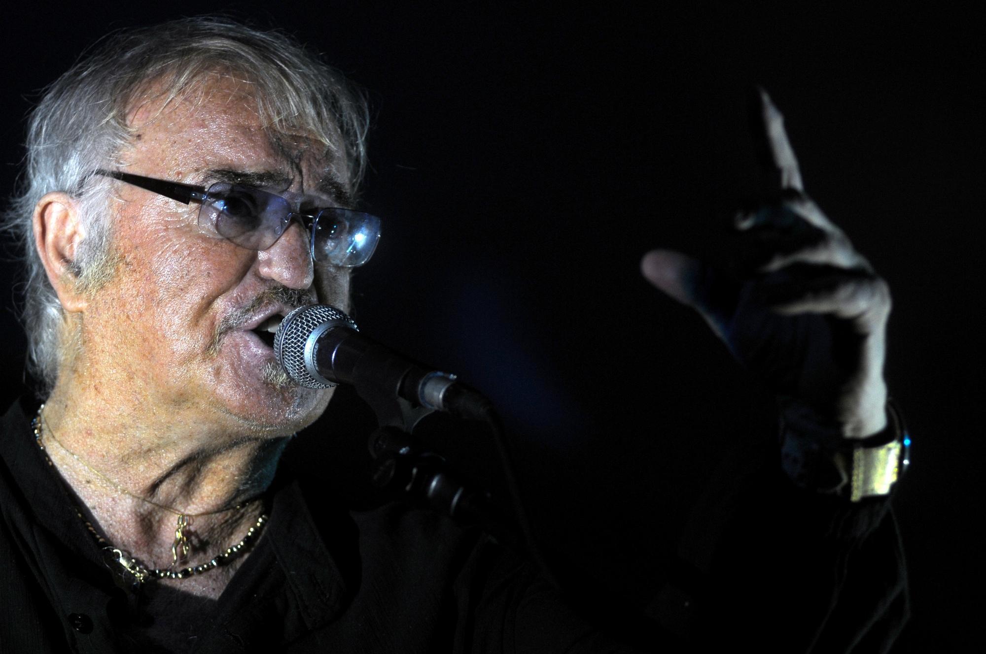 Franco Califano avrebbe compiuto 80 anni: le foto più belle