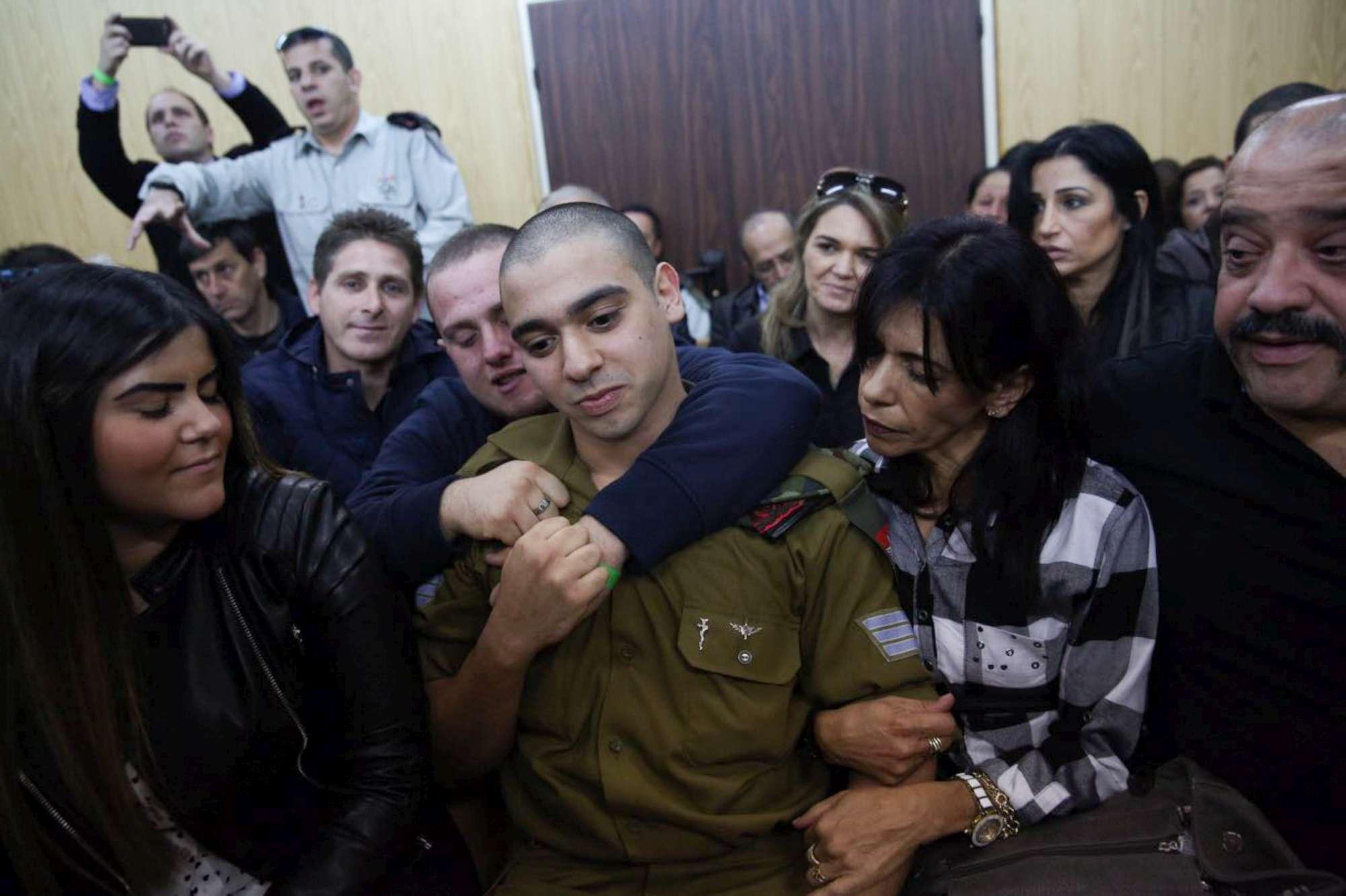 Israele, soldato condannato per l uccisione di un palestinese: scoppia la protesta