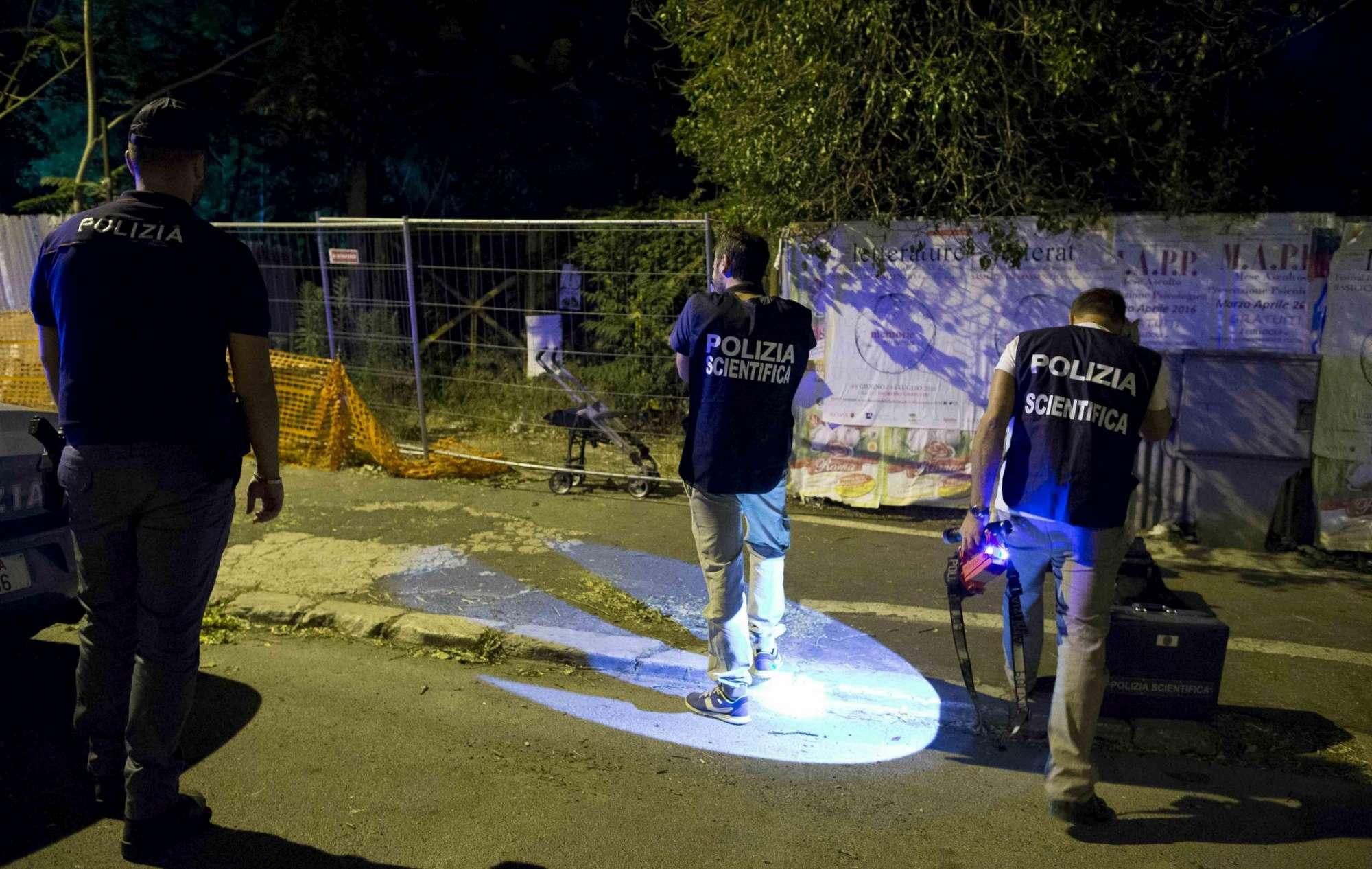 Roma, indagini sul presunto stupro di una 16enne