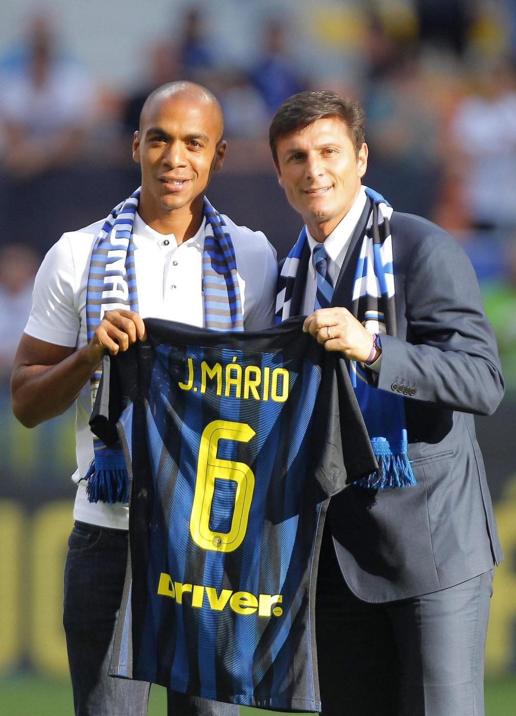 Terza Maglia Inter Milan JOAO MARIO