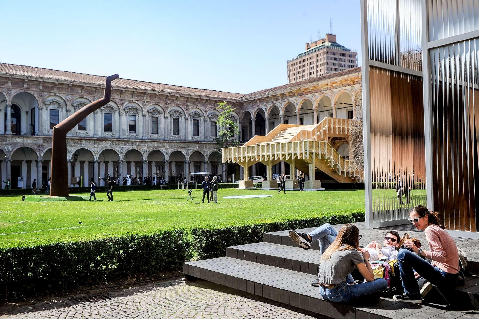 Al via il FuoriSalone 2017, Milano proiettata nel futuro