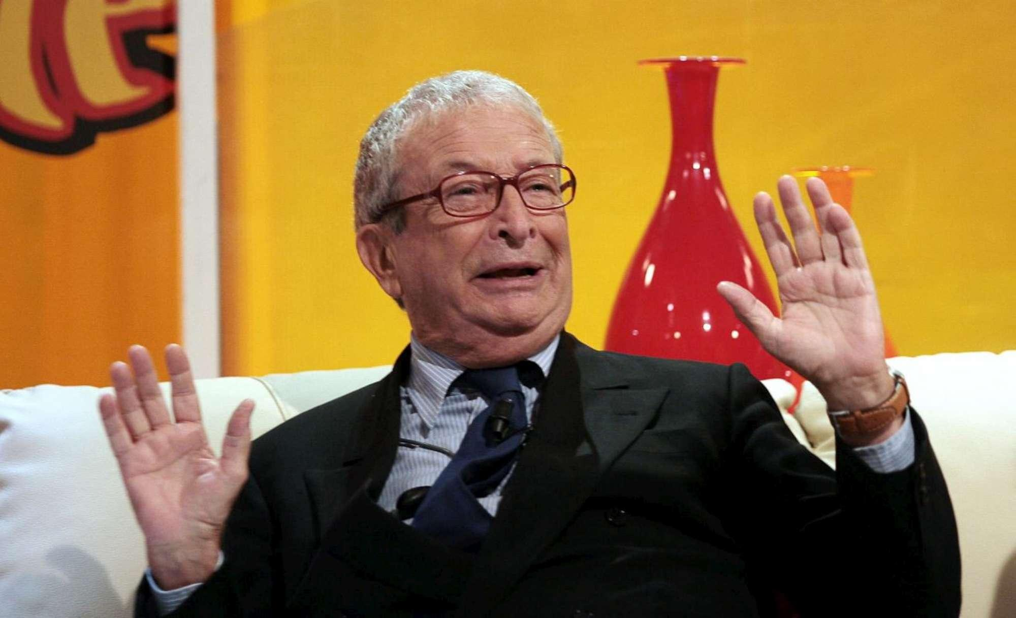 Luciano Rispoli, se ne va il signore della tv