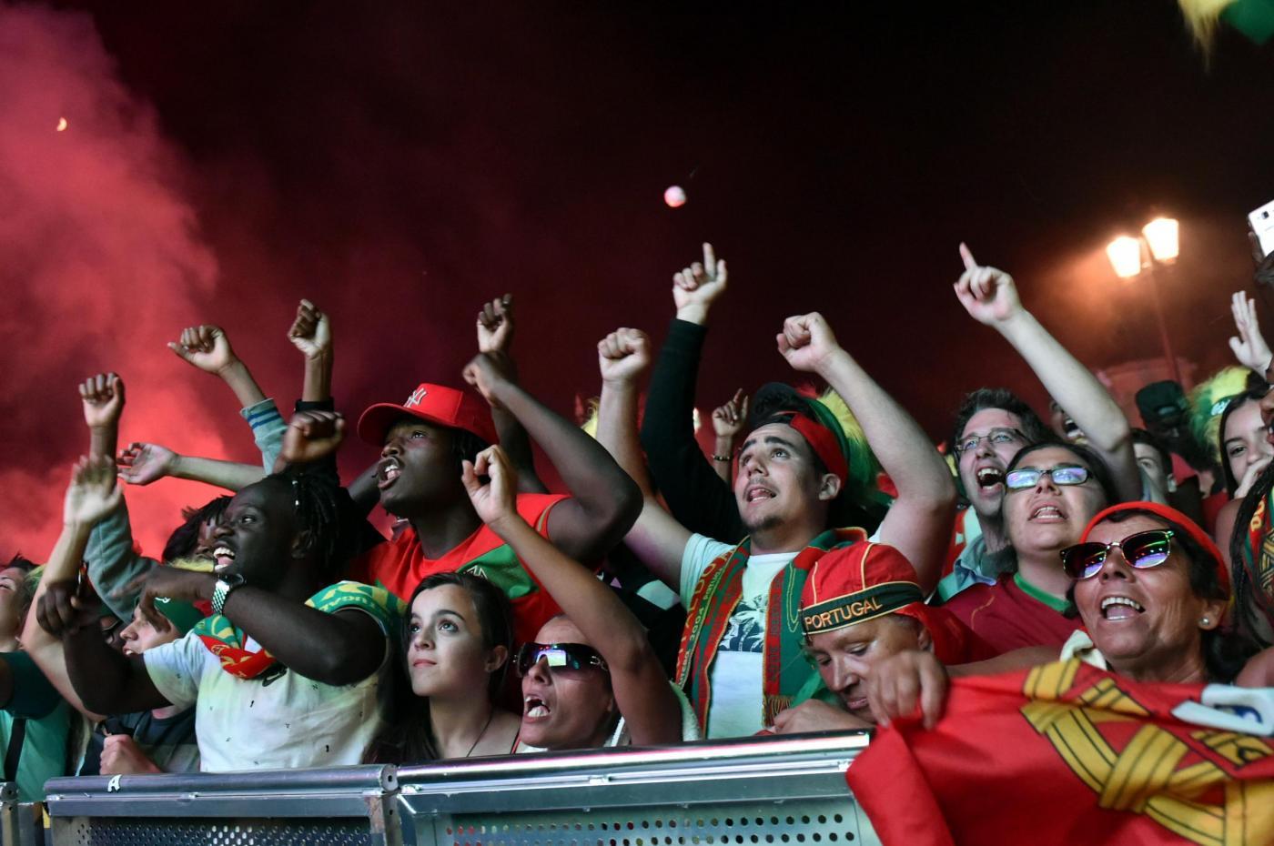 Portogallo campione, esplode la festa