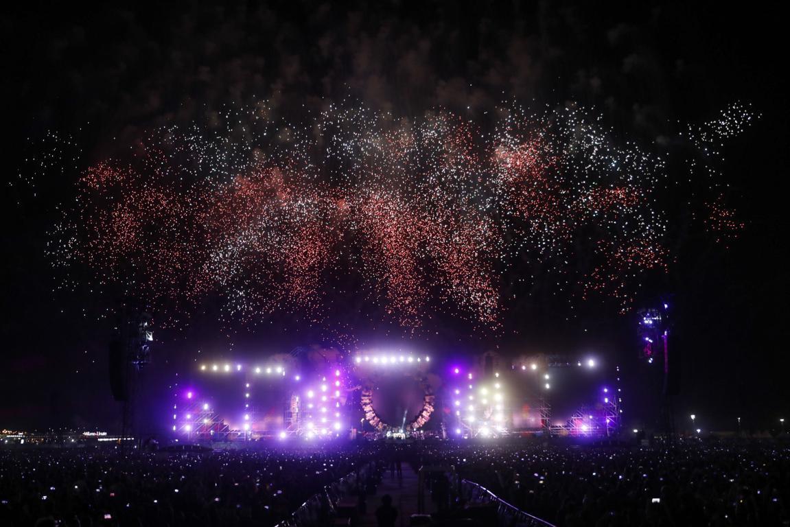 Jova Beach Party  a Linate: guarda le immagini dello spettacolo serale