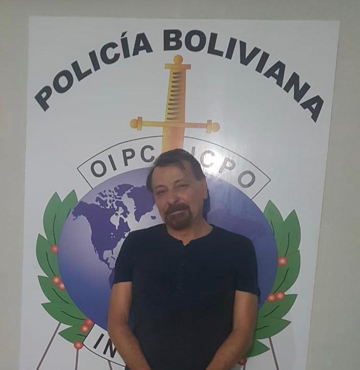 Cesare Battisti catturato in Bolivia: ecco le foto dell arresto