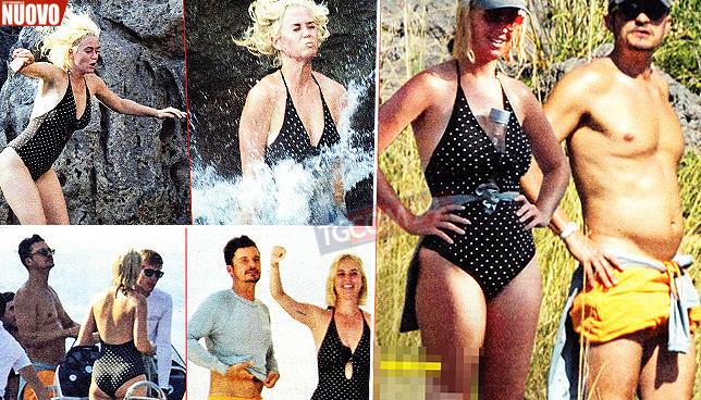 Katy Perry e Orlando Bloom, anticipo di luna di miele tra Italia e Spagna